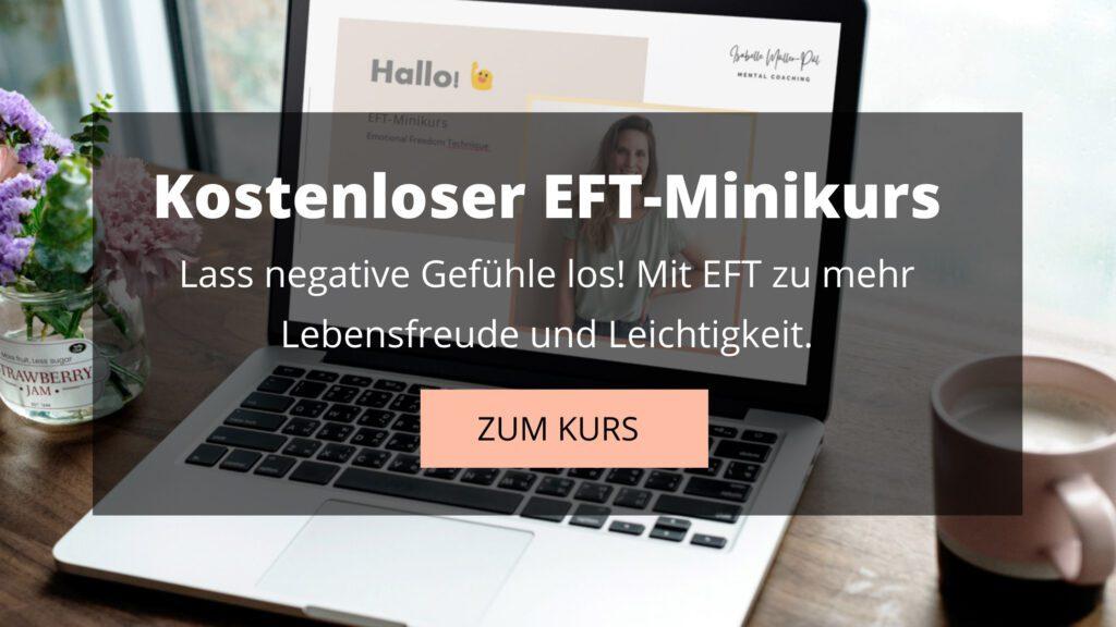 Kostenloser EFT Minikurs